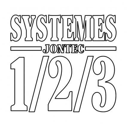 Jontec systemes 123