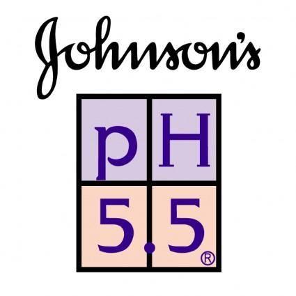 free vector Johnsons ph55