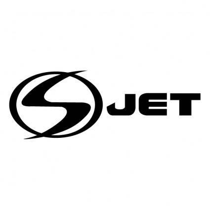 free vector Jet 2