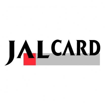 free vector Jal card
