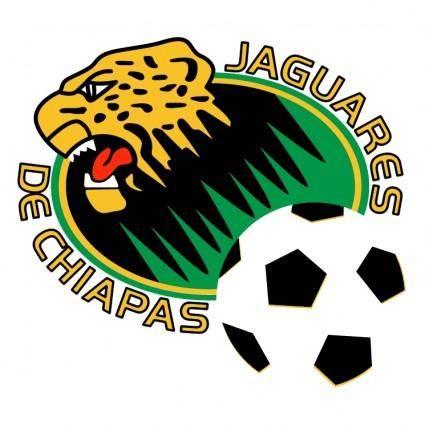 free vector Jaguares de chiapas mexico