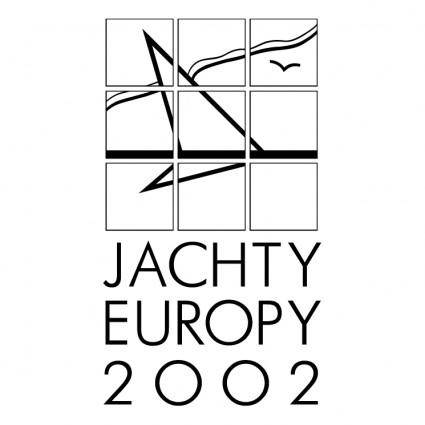 free vector Jachty europy 2002
