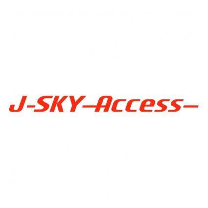 J sky access