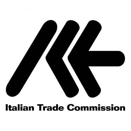 free vector Italian trade commission