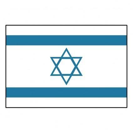 free vector Israel 1