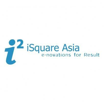 free vector Isquare asia