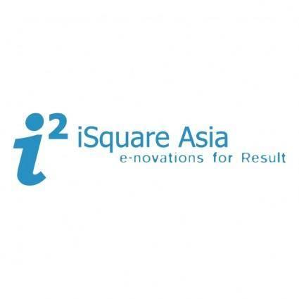 free vector Isquare asia