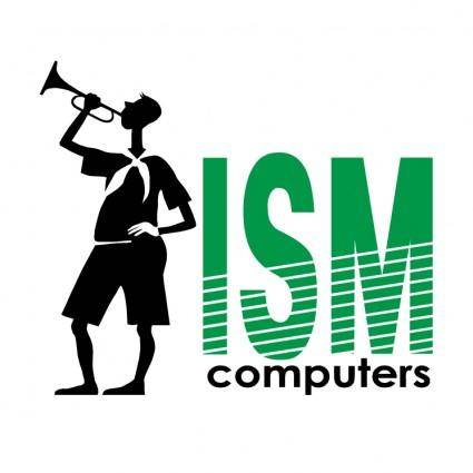 free vector Ism computers