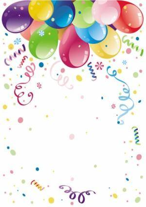 Beautifully colored balloons 02 vector