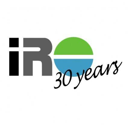 free vector Iro 30 years