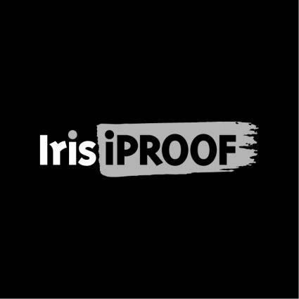 free vector Iris iproof