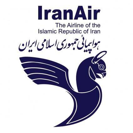 free vector Iran air