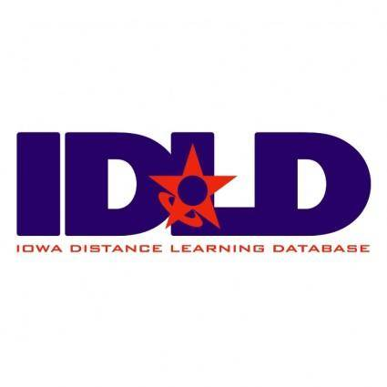 free vector Iowa distance learning database