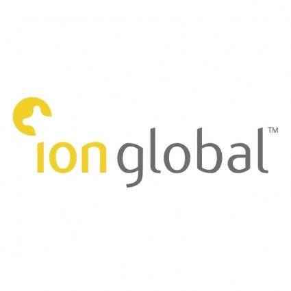 free vector Ion global