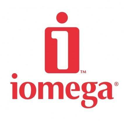 free vector Iomega 8
