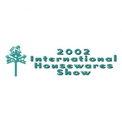 free vector International housewares show 2002