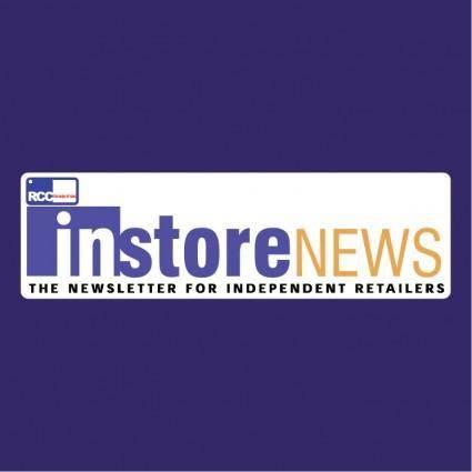 Instore news