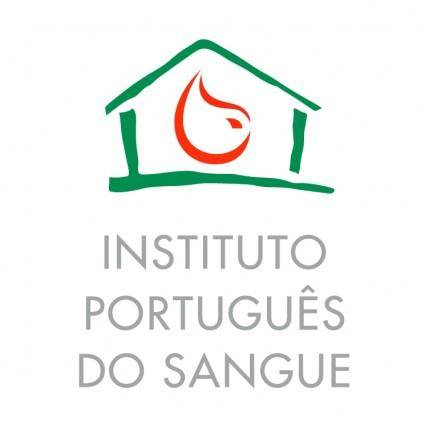 free vector Instituto portugues do sangue