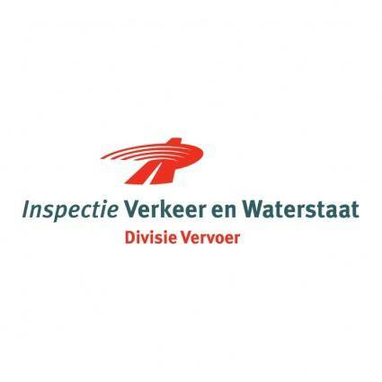 free vector Inspectie verkeer en waterstaat 4