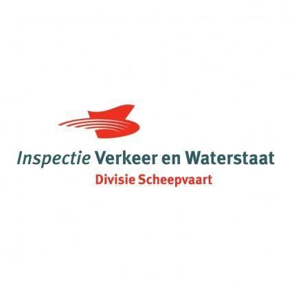 free vector Inspectie verkeer en waterstaat 2