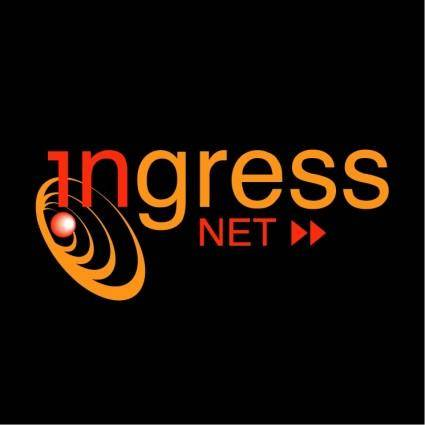 free vector Ingressnet
