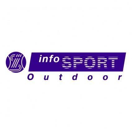 free vector Infosport outdoor