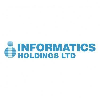 free vector Informatics holdings