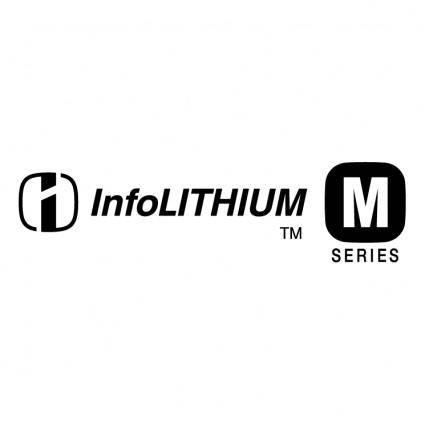 Infolithium m