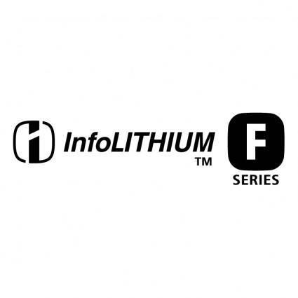 Infolithium f