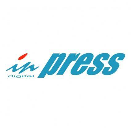 In press digital
