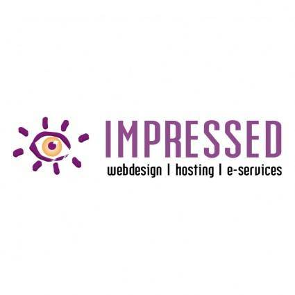 free vector Impressed webdesign
