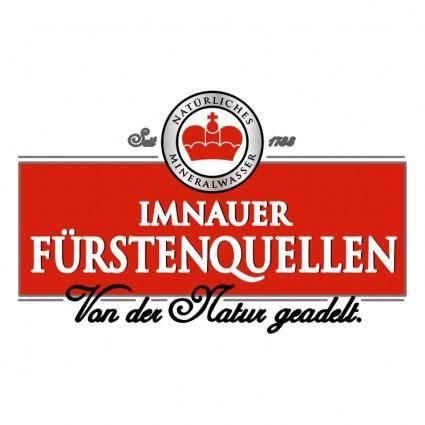free vector Imnauer fuerstenquellen