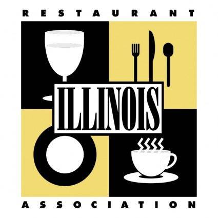 free vector Illinois restaurant association