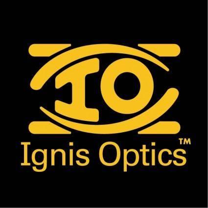 free vector Ignis optics
