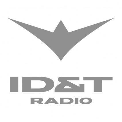 free vector Idt radio