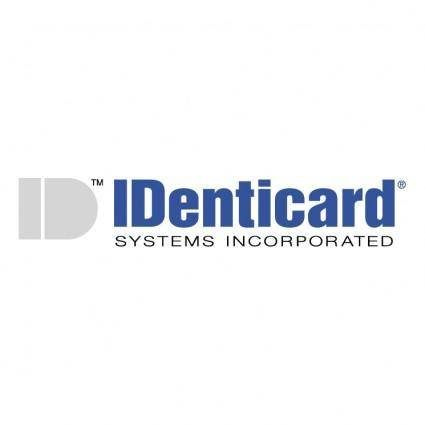 free vector Identicard systems