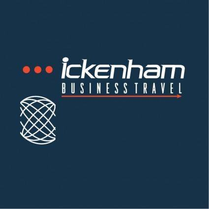 free vector Ickenham business travel