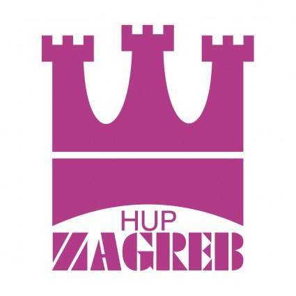 free vector Hup zagreb