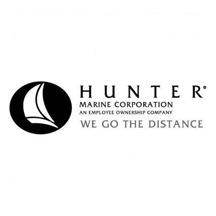 free vector Hunter marine