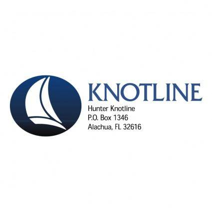 free vector Hunter knotline