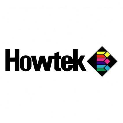 free vector Howtek 0