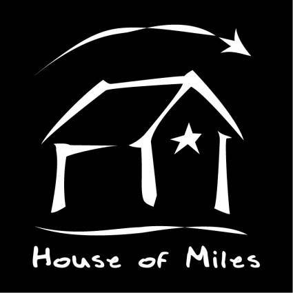 free vector House of miles 0