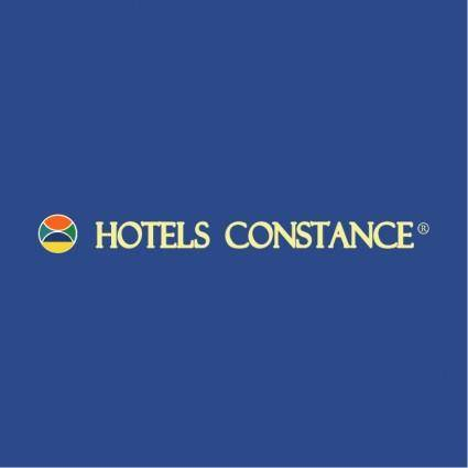 free vector Hotels constance