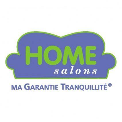 free vector Home salons