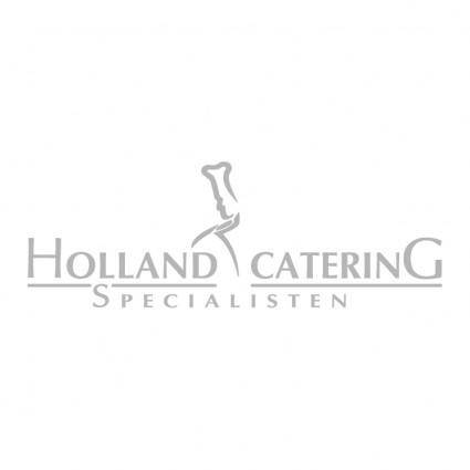 free vector Holland catering