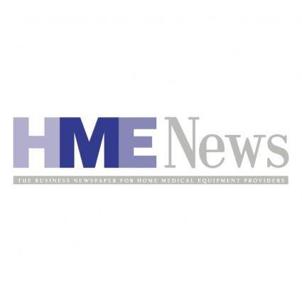 free vector Hme news