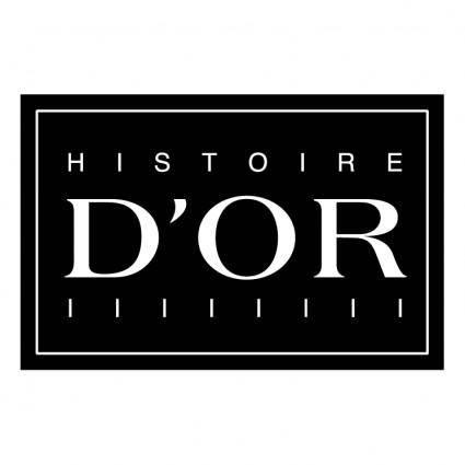 free vector Histoire dor 2