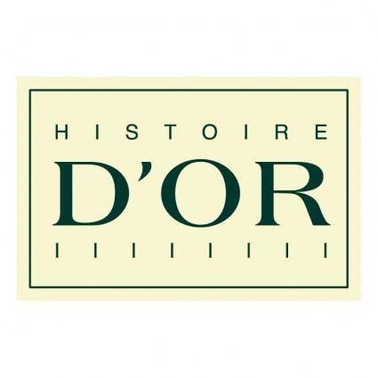 Histoire dor 1
