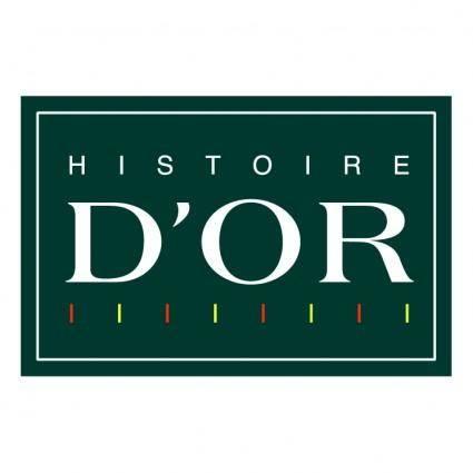 Histoire dor 0