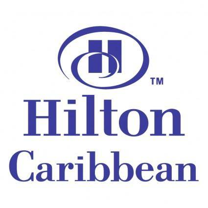 free vector Hilton caribbean